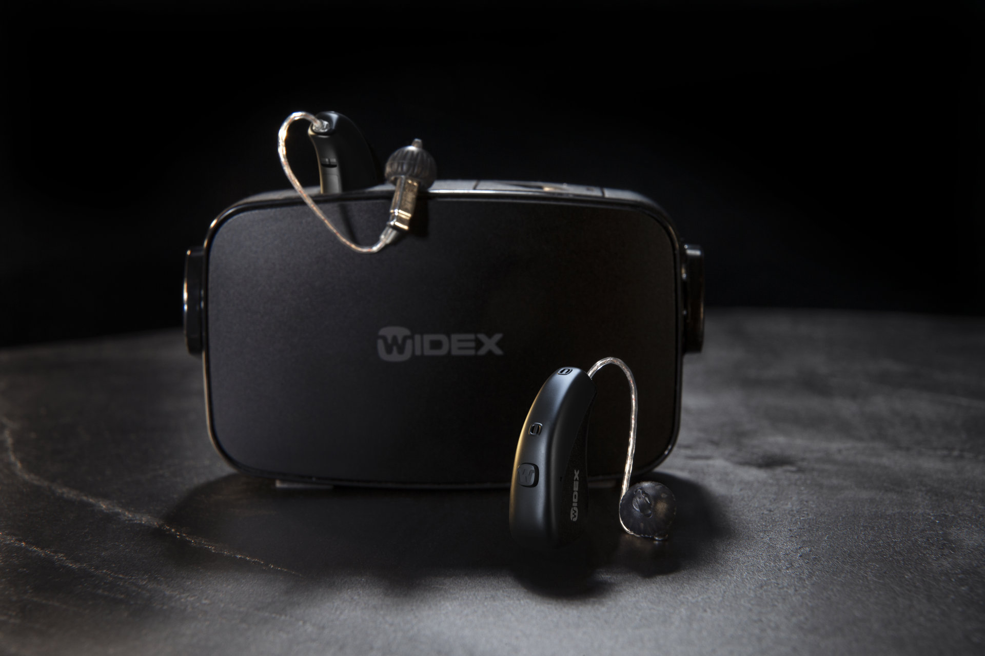 widex mRIC charger